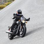 Harley-Davidson 750 Street Rod Road Test: Milwaukee's Monster 15