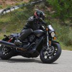 Harley-Davidson 750 Street Rod Road Test: Milwaukee's Monster 14