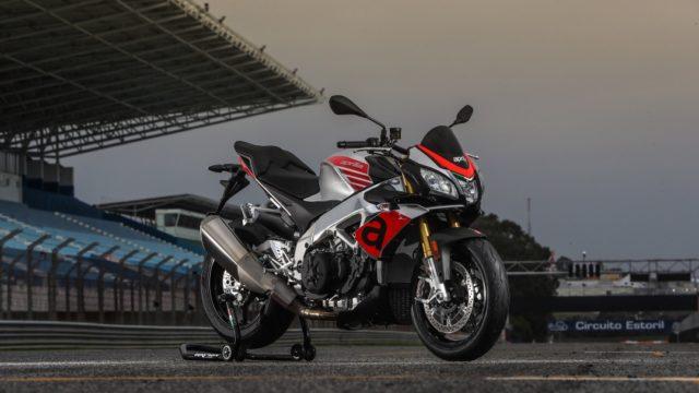 2017 Aprilia Tuono V4 1100 Test Ride 1