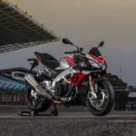 2017 Aprilia Tuono V4 1100 Test Ride 21