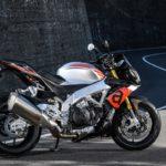 2017 Aprilia Tuono V4 1100 Test Ride 23