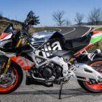 2017 Aprilia Tuono V4 1100 Test Ride 26
