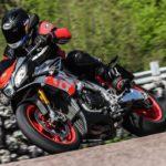 2017 Aprilia Tuono V4 1100 Test Ride 20