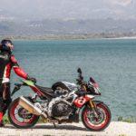 2017 Aprilia Tuono V4 1100 Test Ride 28