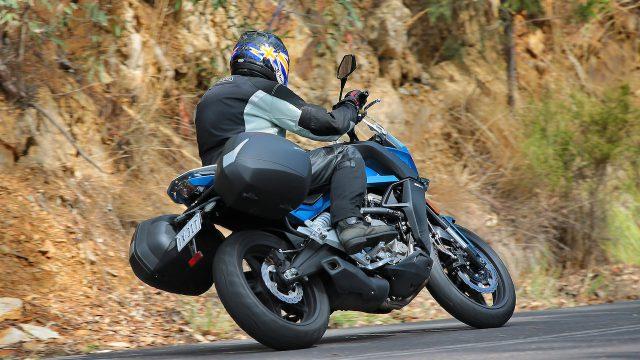 CF Moto Action 2