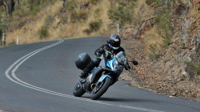 CF Moto Action 3