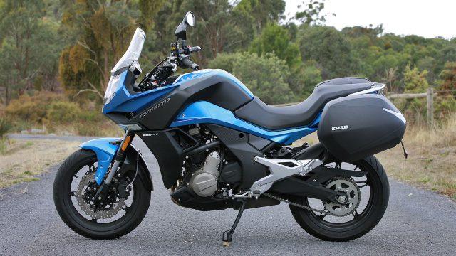 CF Moto Static 3