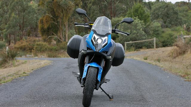 CF Moto Static 4