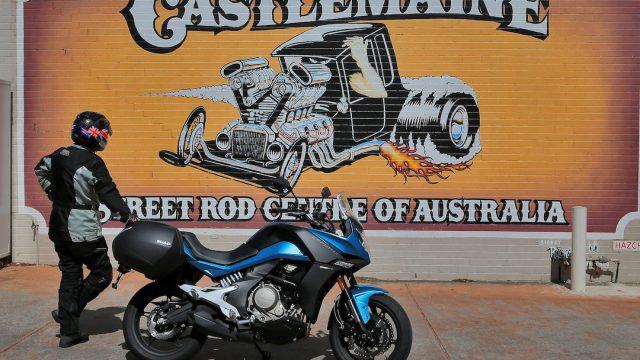 CF Moto Static 5