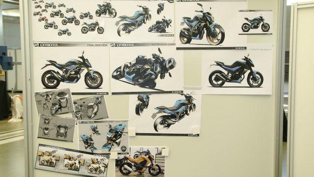 Kiska Design CF Moto