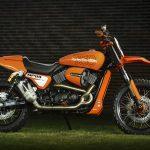 Harley-Davidson 750 Street Rod Road Test: Milwaukee's Monster 3