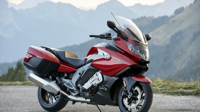 2017 BMW K1600GT Review - Our Film 6