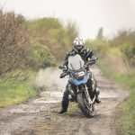 2017 BMW R1200GS Review - Old vs. New Off-Road Test 5