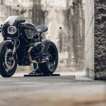 BMW R nine T - The Bavarian Fistfighter 6