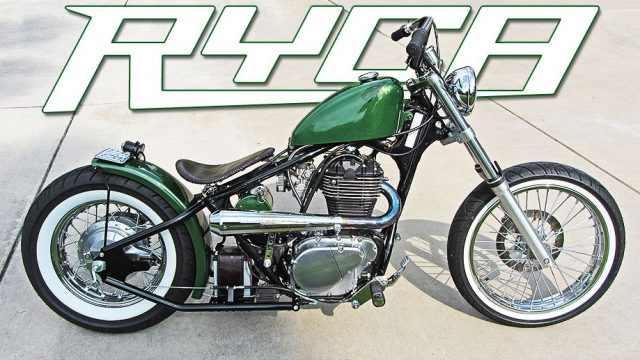 RYCA Custom Motorcycles Kits 1