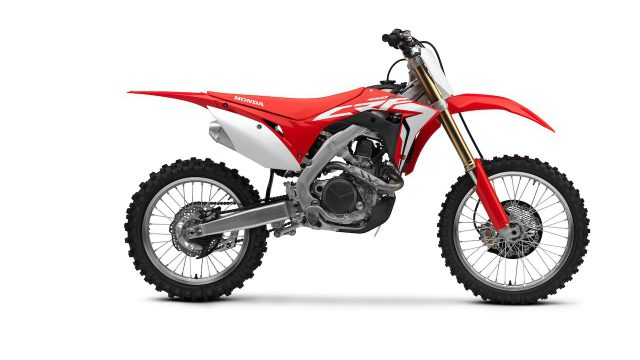 Honda CRF450R updated for 2018 4