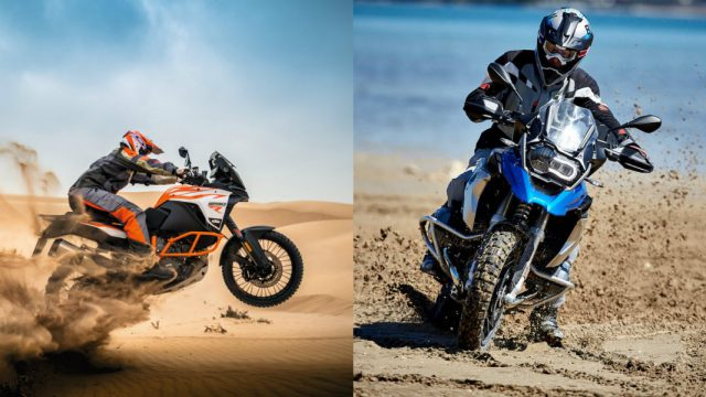 BMW R1200GS vs. KTM 1290 Adventure - Five essential differences 1