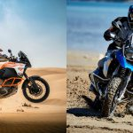 BMW R1200GS vs. KTM 1290 Adventure - Five essential differences 3