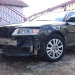 BMW R1200GS vs. Audi A6: 3-0 5