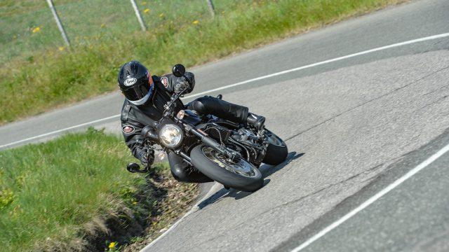 Ducati Scrambler Cafe Racer 4