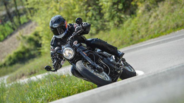 Ducati Scrambler Cafe Racer 5