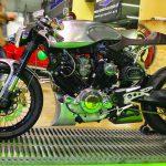 Café Chronicles: YAMAHA TR-1 Café Racer 10