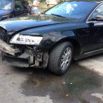 BMW R1200GS vs. Audi A6: 3-0 4