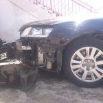 BMW R1200GS vs. Audi A6: 3-0 6