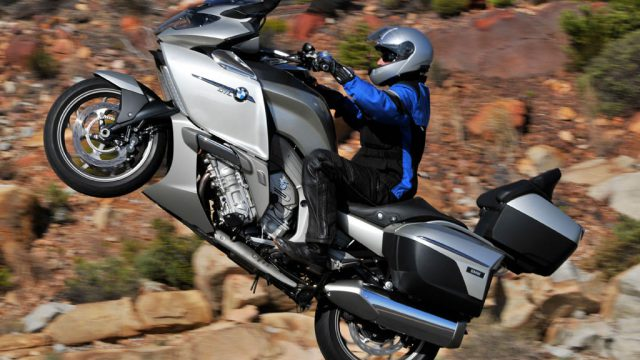 Top five most exclusive touring machines money can buy 1