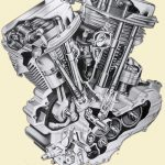 The Difference Between Harley-Davidson Engines - Infographic 3