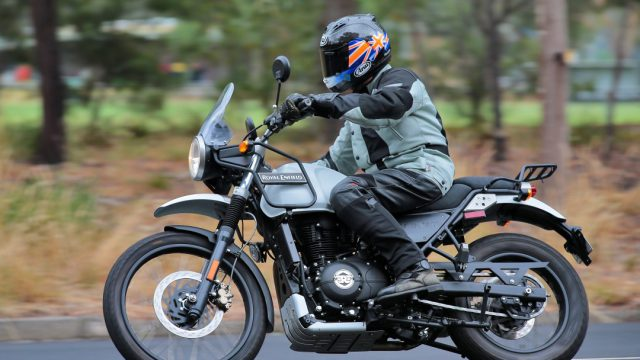 Royal Enfield Himalayan 400 road test: turn that page 1