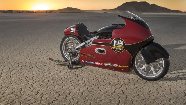 Indian Scout Streamliner (1)