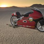 Indian Motorcycles - 50 years from the land speed record 3
