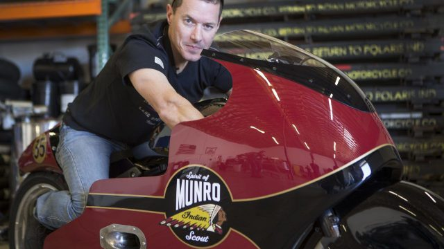 Indian Scout Streamliner (4)
