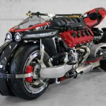 Lazareth LM 847 - a unique V8 Powered Motorcycle 10