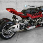 Lazareth LM 847 - a unique V8 Powered Motorcycle 9