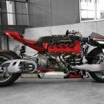 Lazareth LM 847 - a unique V8 Powered Motorcycle 13
