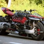 Lazareth LM 847 - a unique V8 Powered Motorcycle 14