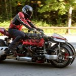 Lazareth LM 847 - a unique V8 Powered Motorcycle 4