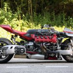 Lazareth LM 847 - a unique V8 Powered Motorcycle 6