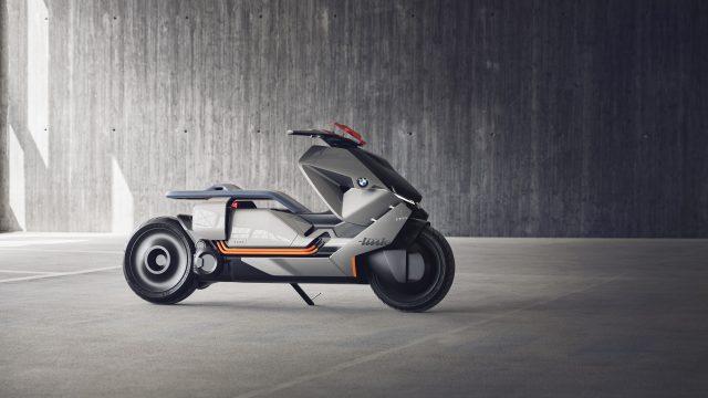 BMW Motorrad Concept Link unveiled 1