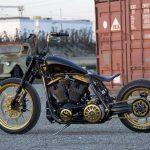 Roland Sands design/RSD Black Beauty test: super chopper 12