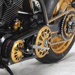 Roland Sands design/RSD Black Beauty test: super chopper 7