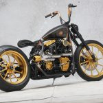 Roland Sands design/RSD Black Beauty test: super chopper 6