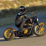 Roland Sands design/RSD Black Beauty test: super chopper 13