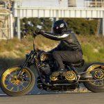 Roland Sands design/RSD Black Beauty test: super chopper 3