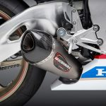 2017 Honda CBR1000RR exhaust selection. Let there be rock! 3