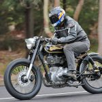 Mid Life Cycles Royal Enfield RE350 Brass Rajah Test: Indian bobber 10