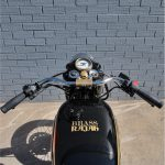 Mid Life Cycles Royal Enfield RE350 Brass Rajah Test: Indian bobber 5
