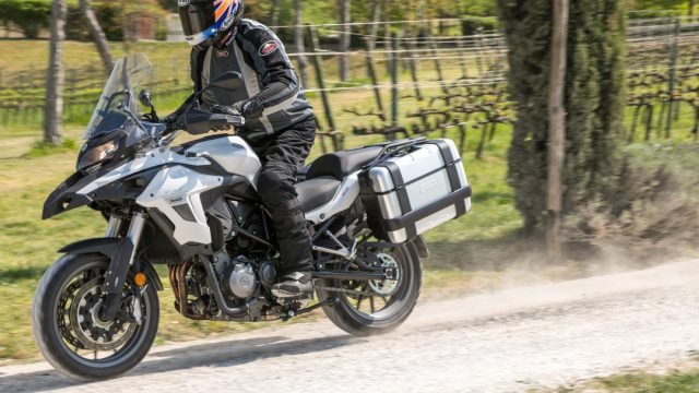 BENELLI TRK502 road test: fit for purpose 1